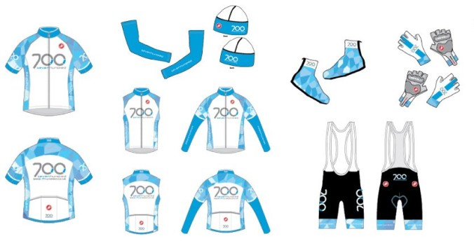 700cc Club Kit